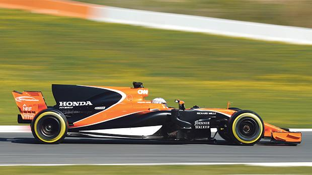 The McLaren Honda partnership is plagued by problems.