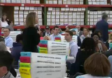Tight US Senate race in Florida hangs on hand recount of ballots