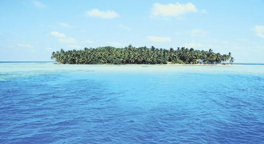 The report cited the Maldives in the Indian Ocean as being more vulnerable to tropical storms if ocean acidification continues to rise.