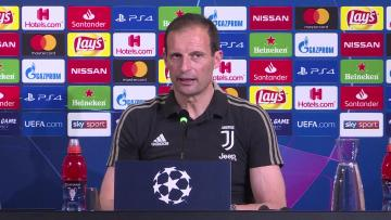 Watch: Allegri counting on goal-king Ronaldo to save Champions League dream | Video: AFP