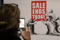 Banksy finally goes to court to stop unauthorised merchandising