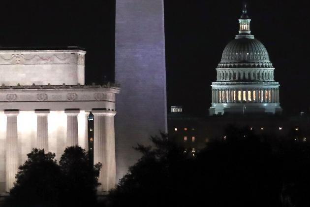 US House adopts bill to avoid shutdown