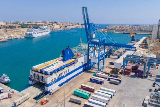 Grimaldi shipping group donates €100,000 for procurement of medical equipment