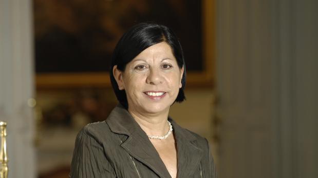 Education Minister Dolores Cristina