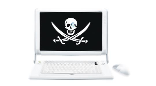 Increased cooperation between governments, and with industry, would be beneficial to combat software piracy.
