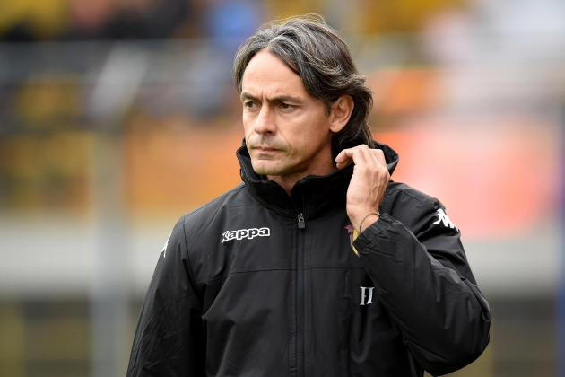 Inzaghi's Benevento promoted to Serie A