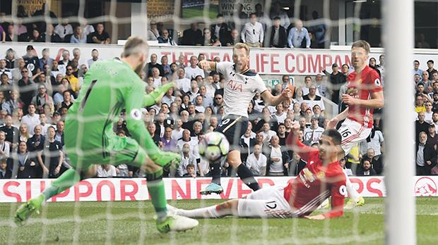 Spurs see off Man U in White Hart Lane finale