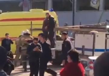 Watch: Terrorist attack kills at least 19 teenagers in Crimean school
