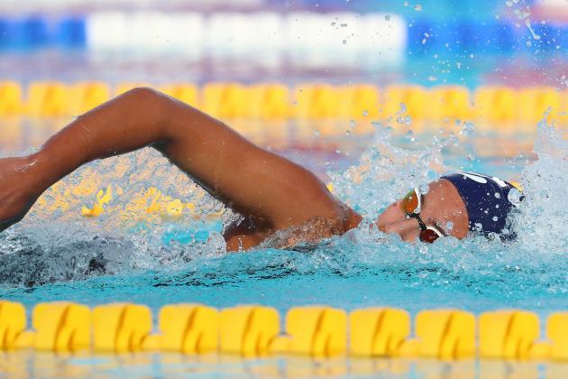 Sasha Gatt smashes own national record in 400m freestyle