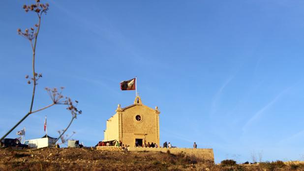 San Dimitri Chapel, limits of Għarb, Gozo. Photo: Raymond Bezzina