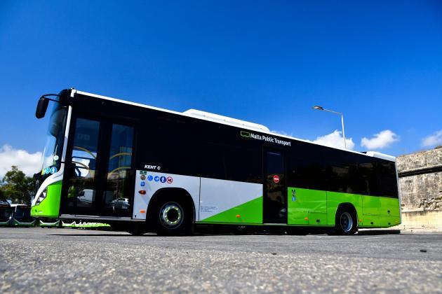 Night bus service between St Julian's, Valletta to resume
