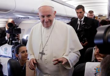 Pope: China talks going well, dialogue worth the risk