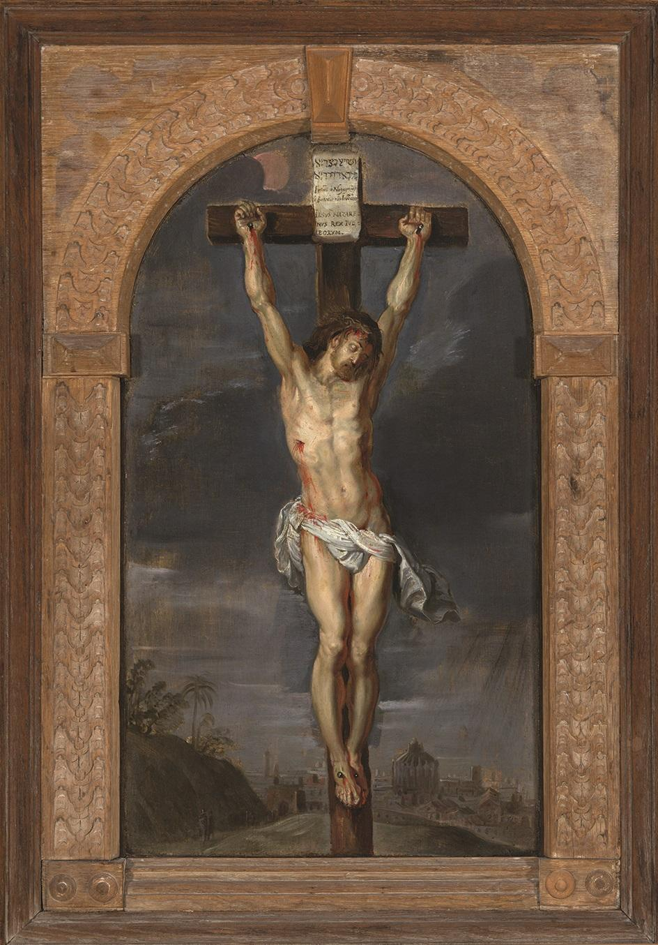 'Crucifixion' by Peter Paul Rubens and workshop