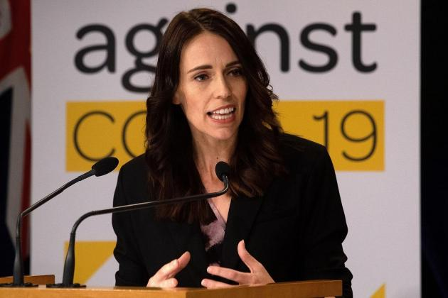 New Zealand opposition changes leader as PM support soars