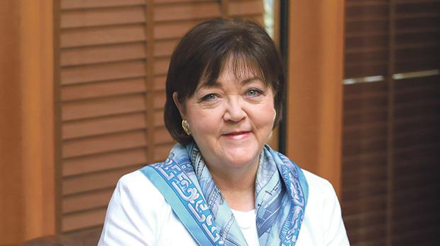 Mary Jo Jacobi has advised two US Presidents, Queen Elizabeth II and Prime Minister David Cameron.