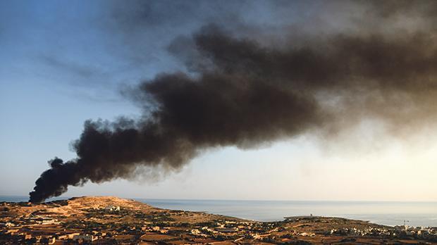 The August blaze at theWasteservplant in Magħtab prompted a health hazard alarm.