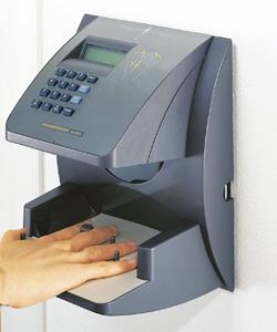 biometric devices paper Biometrics claims an identity usually via a personal identi cation number (pin), login name, smart card, or the like and the system conducts a one-to-one comparison to deter.
