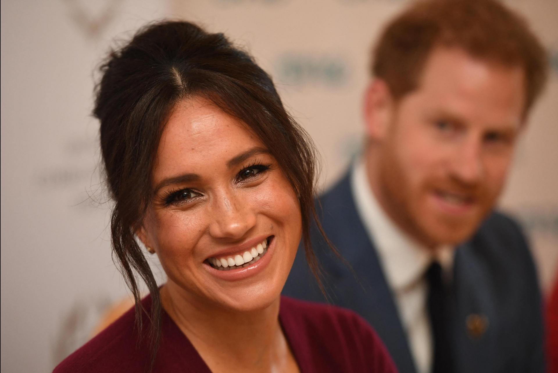Markle has no plans to return to acting. Photo: Jeremy Selwyn/Pool/AFP