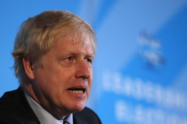 Boris Johnson backs illegal migrants amnesty