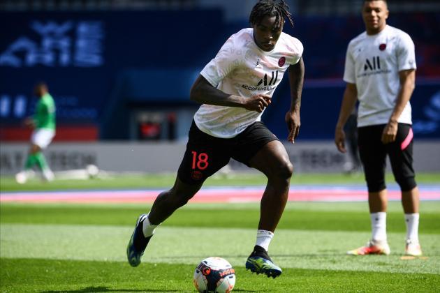 In the footsteps of PSG striker Kean, the pride of Asti