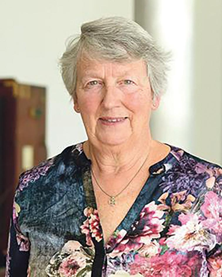 History of medicine lecturer Jane Orr. Photo: Matthew Mirabelli