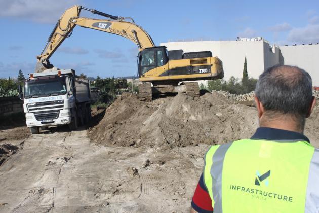 New road to connect Mrieħel to Qormi and Santa Venera