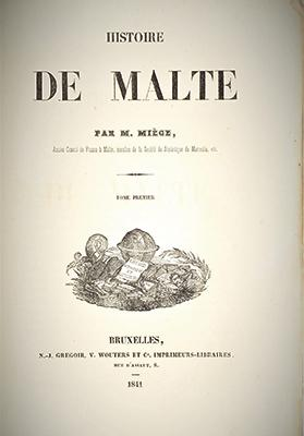 Cover of Dominique Miège's book.