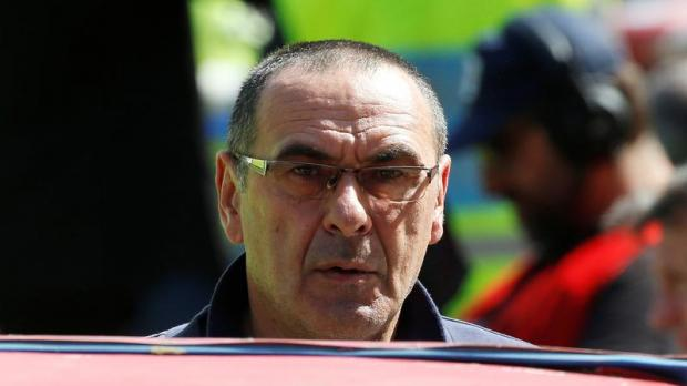 Maurizio Sarri has been named as the new Chelsea manager.