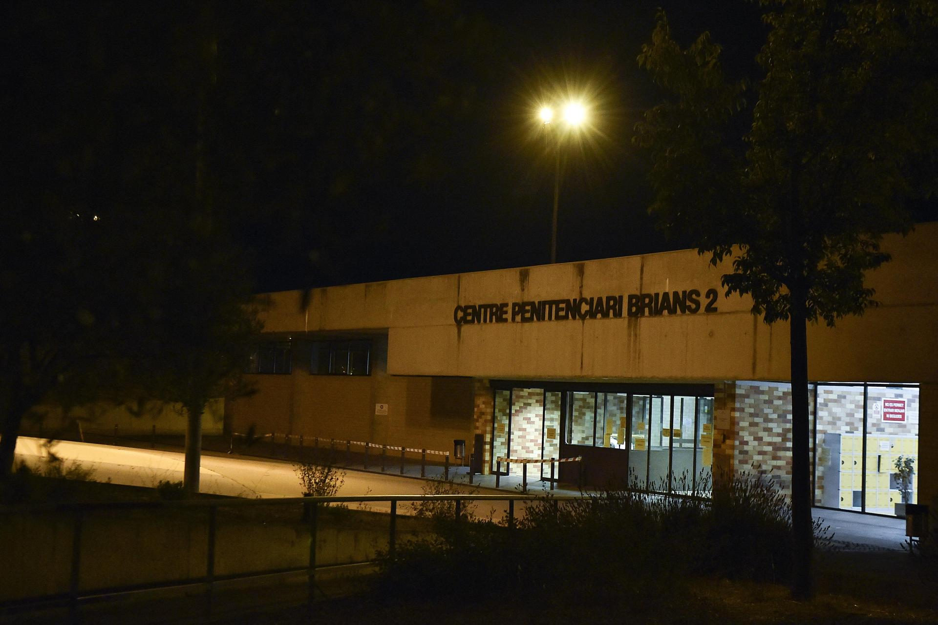 View taken on June 23, 2021 of the Centre Penitenciario Brians 2 jail, in Sant Esteve Sesrovires, near Barcelona, where antivirus software pioneer John McAfee was found dead in his jail cell. Photo: AFP