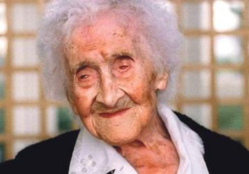 The longest living person in history was French woman Jeanne Louise Calment, who died in 1997 at the age of 122. Photo: Reuters