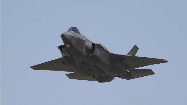 US stealth fighter aircraft suffers millions in damage from bird strike
