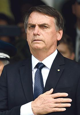 The world will be watching President Jair Bolsonaro of Brazil, who was sworn in last week, to see whether he will respect the country's Constitution, rule of law, civil rights and the environment.