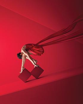 Abstract category winner – Red Soul, Hardijanto Budiman