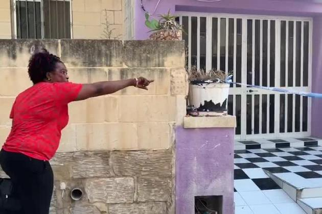 Watch: 'He told me it was safe'- evicted woman vents anger