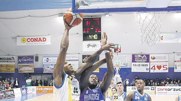 Betaland Orlandina Basket will hold a four-day training camp in Malta next week. Photo: Joe Pappalardo/orlandinabasket.it