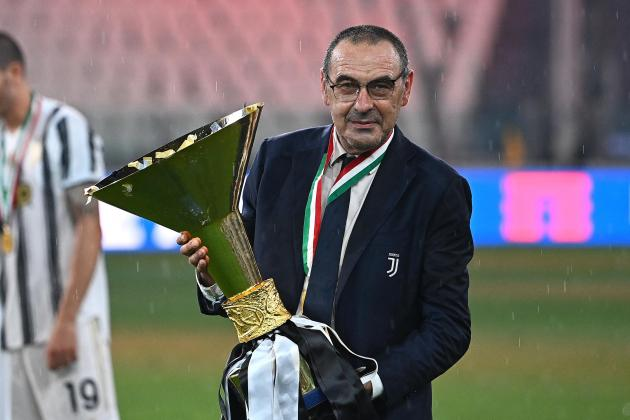 Watch: 'Fear is good,' says Juve coach Sarri