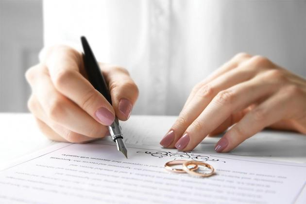 Fromthebench: A marriage annulled