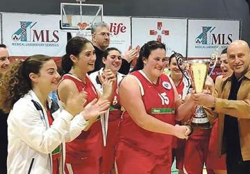 Luxol girls crowned champions