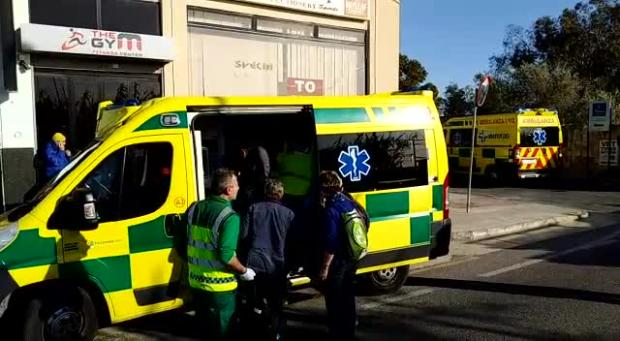 Two dead, six critical, 44 others treated, as tourist bus hits tree in Żurrieq