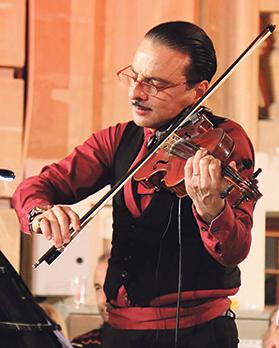George Curmi 'il-Pusé' will play the part of the fiddler.