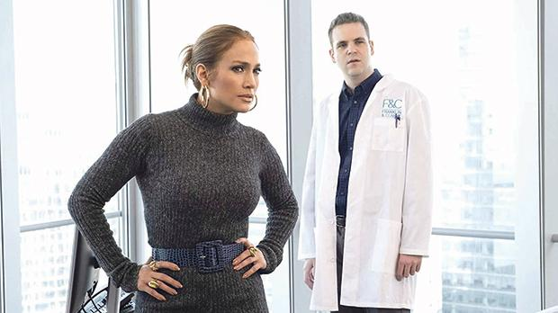 Jennifer Lopez is on her way up in Second Act