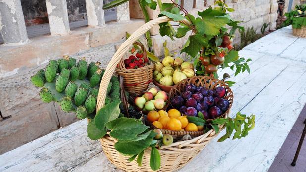Maltese fruits. Photo: Victor B. Caruana