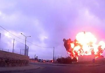Watch: Five dead as plane crashes in Luqa