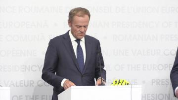 EU top jobs wrangle a threat to unity