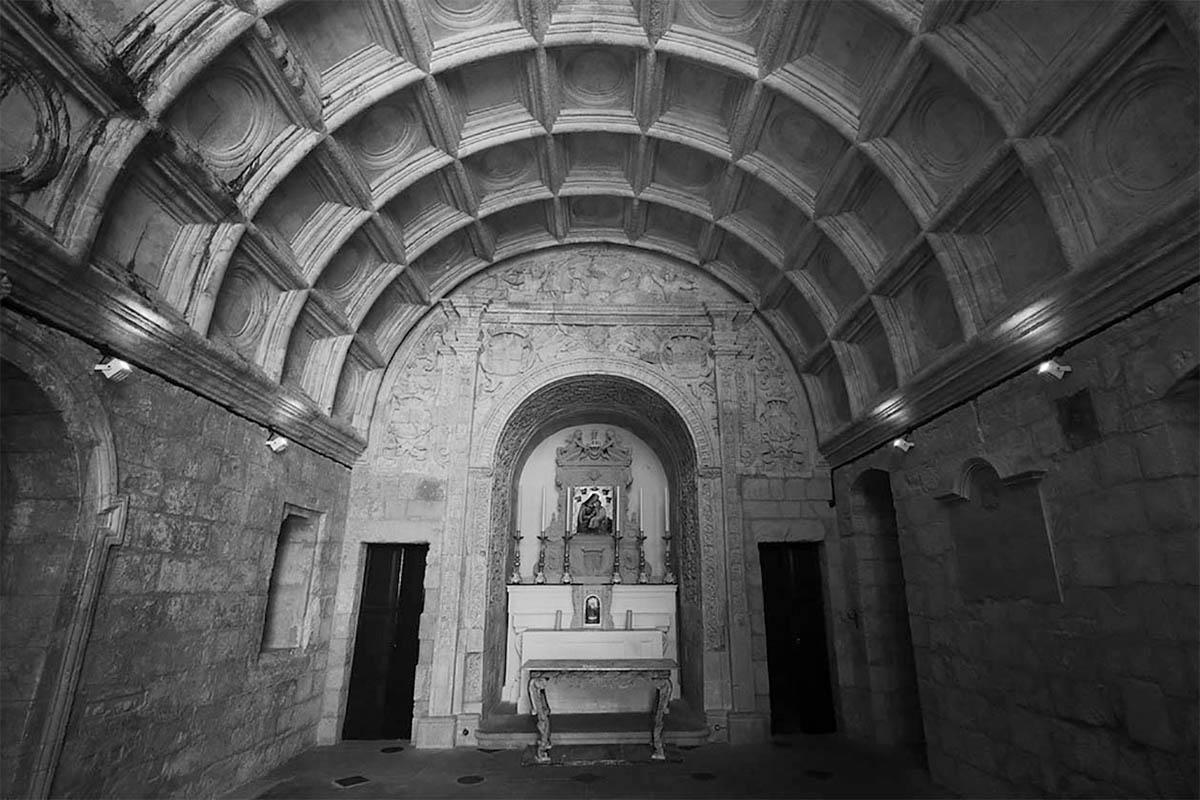 St Anne Chapel in Fort St Elmo, the scene of the Christians' last heroic resistance.