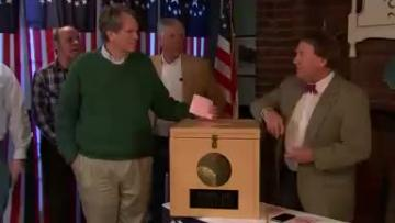 Voting starts in New Hampshire primary