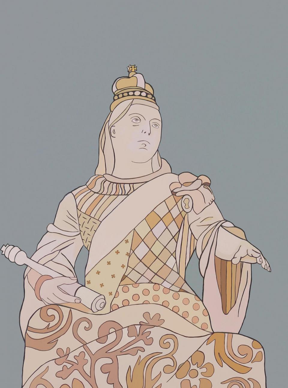 Queen Victoria Celeste