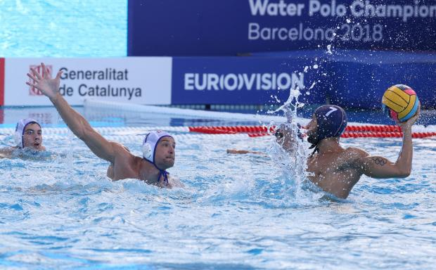 Malta will face Turkey in the 15th place ranking match on Tuesday. Photo: Christine Borg