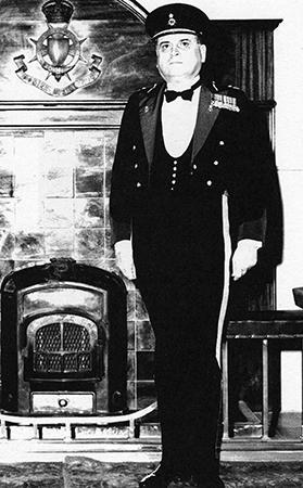 Police Commissioner Vivian De Gray.