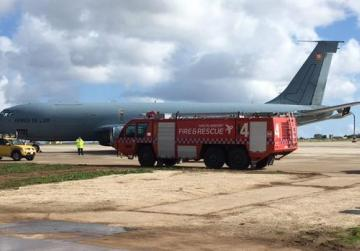 French fighter jets, refuelling plane diverted to Malta